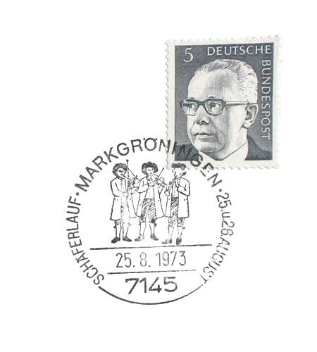 1973_Markgröningen_Schäferlauf